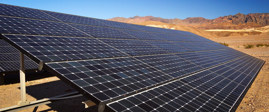 solar power middle east
