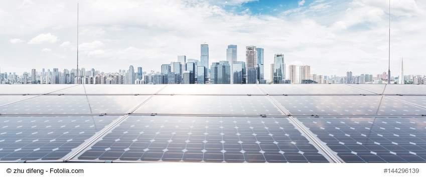 city pledges to 100 percent renewable energy